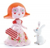 Djeco Arty Toys Princesses - Elodia and White DJ06780